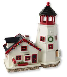 Lighthouse Advent Calendar