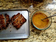 How to make a delicious One-Bowl Pumpkin Bread Pudding  (gluten-free)