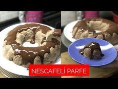 nescafeli parfe tatlısı (Yumurtasız) - Naciye Kesici - Yemek Tarifleri - YouTube