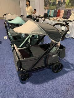 The Coolest Baby and Kids Products from the 2018 ABC Kids Show There are so many wonderful baby and kid products being released in From new baby carriers to swaddles and stroller, here is all the latest gear you will want to add to your baby registry! The Babys, Baby Tritte, Baby Kids, Baby Ruth, Baby Crib, Abc For Kids, Double Strollers, Double Stroller For Toddlers, Twin Strollers