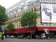 Galeries Lafayette, Paris 9e