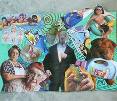 Idea for collage