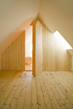 Cool secret passageway to another room