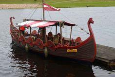 Vikingboot in Jelgava