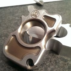 Titanium Mr. Lump [ shop.coldfiresoutheast.com ] #tactical #gear #safety