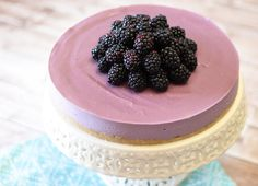 This no-bake, dairy free cheesecake is a delightfully easy recipe to whip up.