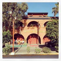 HotelCalifornia, una leyenda de #TodosSantos  en Baja California Sur.  #BCS #Eagles #travel #mexico