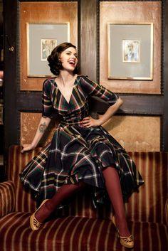 Lena Hoschek A/W 2010 pictures