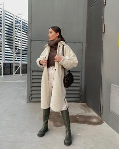 Cute Casual Outfits, Modest Outfits, Pretty Outfits, Chic Outfits, Fashion Outfits, Zara Fashion, Trendy Fashion, Winter Fashion, Fashion Articles
