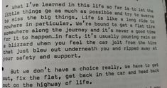 Heroin Diaries Quote