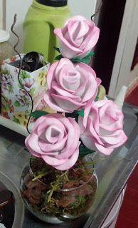 herthalartes:  rosas de e.v.a