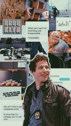 Wallpaper Rose E Preto - Wallpaper Android Deviantart - - Brooklyn Nine Nine, Brooklyn 9 9, Charles Boyle, Jake And Amy, Jake Peralta, Andy Samberg, Gossip Girl, Best Shows Ever, Best Tv