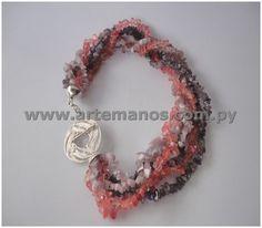 Amethyst Necklace with Filigree Brooch, Artemanos S.A.