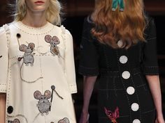 Dolce & Gabbana Fall/ Winter 2016-2017 RTW - Milan Fashion Week