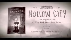 The first book trailer for Hollow City: The Second Novel of Miss Peregrine's Peculiar Children by Ransom Riggs. 5th Grade Books, Hollow City, Miss Peregrine's Peculiar Children, Book Reviews For Kids, Miss Peregrines Home For Peculiar, Book Trailers, Book Suggestions, Books For Teens, Ya Books