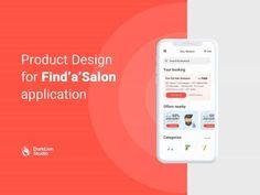 Daily Ui, Adobe Xd, Ui Kit, App Ui, Best Web, Applications, Studio, Creative Design, Salons