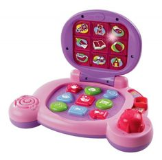 Brinquedo VTech Baby's Learning Laptop Pink #Brinquedo #VTech