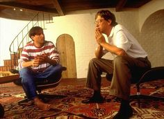 steve jobs and bill gates... two normally, brilliant guys.