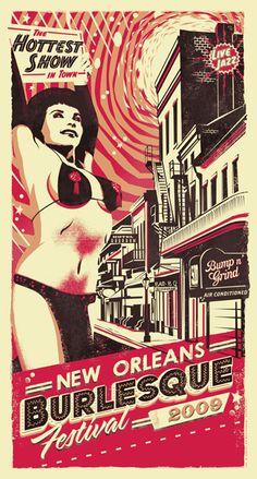 New Orleans Burlesque Festival gets the spotlight in September