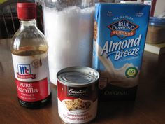 This is all you need to make your own snow cream