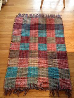 Crazy as a Loom: Projects