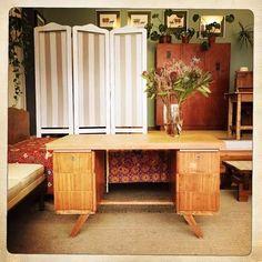 ANOUK offers an eclectic mix of vintage/retro furniture & décor.  Visit us: Instagram: @AnoukFurniture  Facebook: AnoukFurnitureDecor   June 2016, Cape Town, SA. Cape Town, Decoration, Corner Desk, Mid Century, Facebook, Photo And Video, Instagram, Furniture, Home Decor