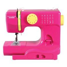 Janome Fast Lane Fuschia Portable Sewing Machine - BedBathandBeyond.com