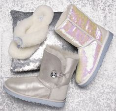 Would You Wear UGG Boots At Your Wedding? Join the discussion here >> http://su.pr/4NgXlg