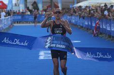 ITU World Triathlon Series begins in Abu Dhabi with step into the 'unknown'