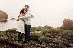 Sweet Squamish Engagement Session from Karizma Photography