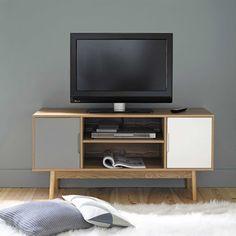 Mueble de TV vintage de madera An. 120 cm