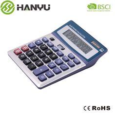Hanyu good desktop calculator HY2194 Email: gifthanyu.tina@gmail ...