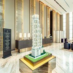 dwp project: 39 by Sansiri, Sales Office, Thailand Reception Entrance, Lobby Reception, Marketing Office, Sales Center, Sales Office, Arch Model, Lobby Design, Residential Interior Design, Hotel Lobby