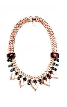 My Beautiful Dressing - Persy Jewelry Spring Summer 2014
