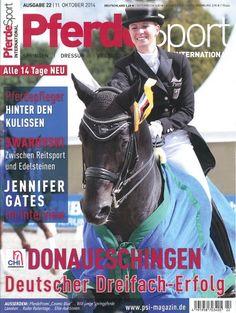 "Pferdesport International 24/2014 ""Faszination Pferd """