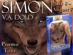 Inside BJ's Head: Simon by V.A. Dold   ~Promo Tour & Giveaway~