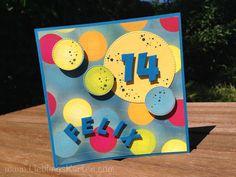 3D Pop-Up-Glückwunsch-Karte - Lieblingskarten