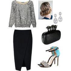 """""""Sequins please!"""" by uduakbassey on Polyvore"""