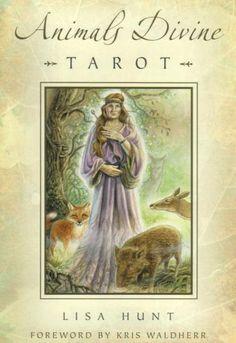 """Animals Devine Tarot"" by Lisa Hunt"