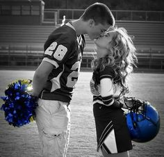 relationship goals football and cheerleader - Cheer Couples, Cute Couples Goals, Sports Couples, Cute Cheer Pictures, Cute Couple Pictures, Couple Pics, Relationship Goals Pictures, Cute Relationships, Football Relationship Goals