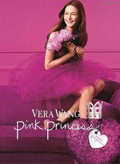 New fragrance: Vera Wang Pink Princess