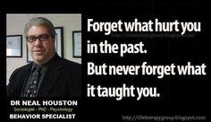NEVER FORGET ~ Dr. Neal Houston, Sociologist (Behavior Modification Specialist) Education - Awareness / Mental Health - Life Wellness