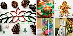10 ideas para Navidad , planea y anticipa | Aprender manualidades es facilisimo.com