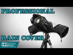 Ultimate DSLR Rain Protection | Professional Rain Cover for Canon, Nikon and other DSLR Cameras - (More Info on: http://LIFEWAYSVILLAGE.COM/videos/ultimate-dslr-rain-protection-professional-rain-cover-for-canon-nikon-and-other-dslr-cameras/)