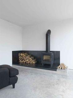 35 Cool Scandinavian Fireplace Design Ideas To Amaze Your Guests Scandinavian Fireplace, House Design, Interior, Home, Home Fireplace, Fireplace Design, House Interior, Interior Design, Fireplace