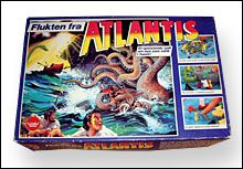 """Escape from Atlantis"""