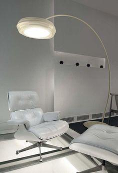 Lamparas modernas PIE de salon colección TUAREG. Iluminacion Beltran, tu tienda de lamparas de pie en internet. www.decoracionbeltran.com