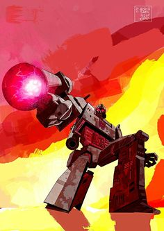 Megatron. Transformers Megatron, Robots, Master Chief, Things To Come, Fictional Characters, Art, Art Background, Robot, Kunst