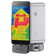 FLIR ONE Thermal Imaging Camera for iPhone and Ipad