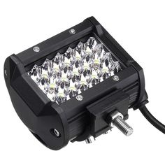 Par Universal 24 LED 4 Inch Spot Offroad Work Barra de luces antiniebla 10 a Led Work Light, Work Lights, Suv Trucks, Goods And Service Tax, Trucks For Sale, Car Audio, Bar Lighting, St Kitts And Nevis, Offroad